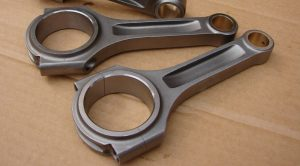 Connecting Rod of Daihatsu Diesel Engine