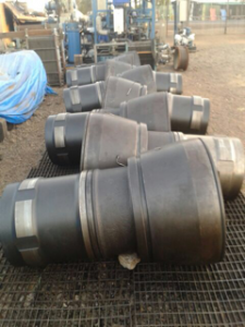 Cylinder Liners of MAK Diesel Engine
