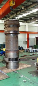 Reconditioning of Cylinder Liners